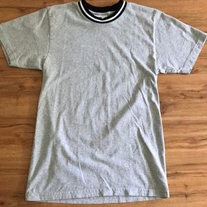 American Apparel Crew Neck T-shirt